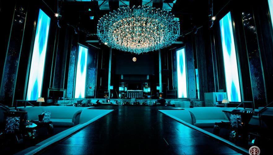 The World's Finest Clubs Club design, Bar