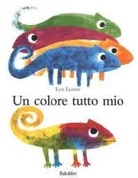 un colore tutto mio Leo #Lionni @mammamogliedonn