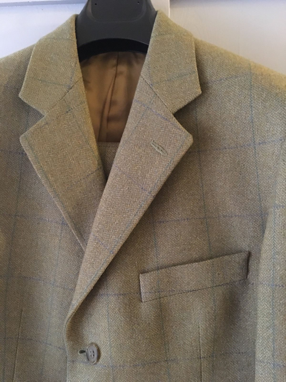 Cordings Tweed Suit - Excellent Condition | eBay