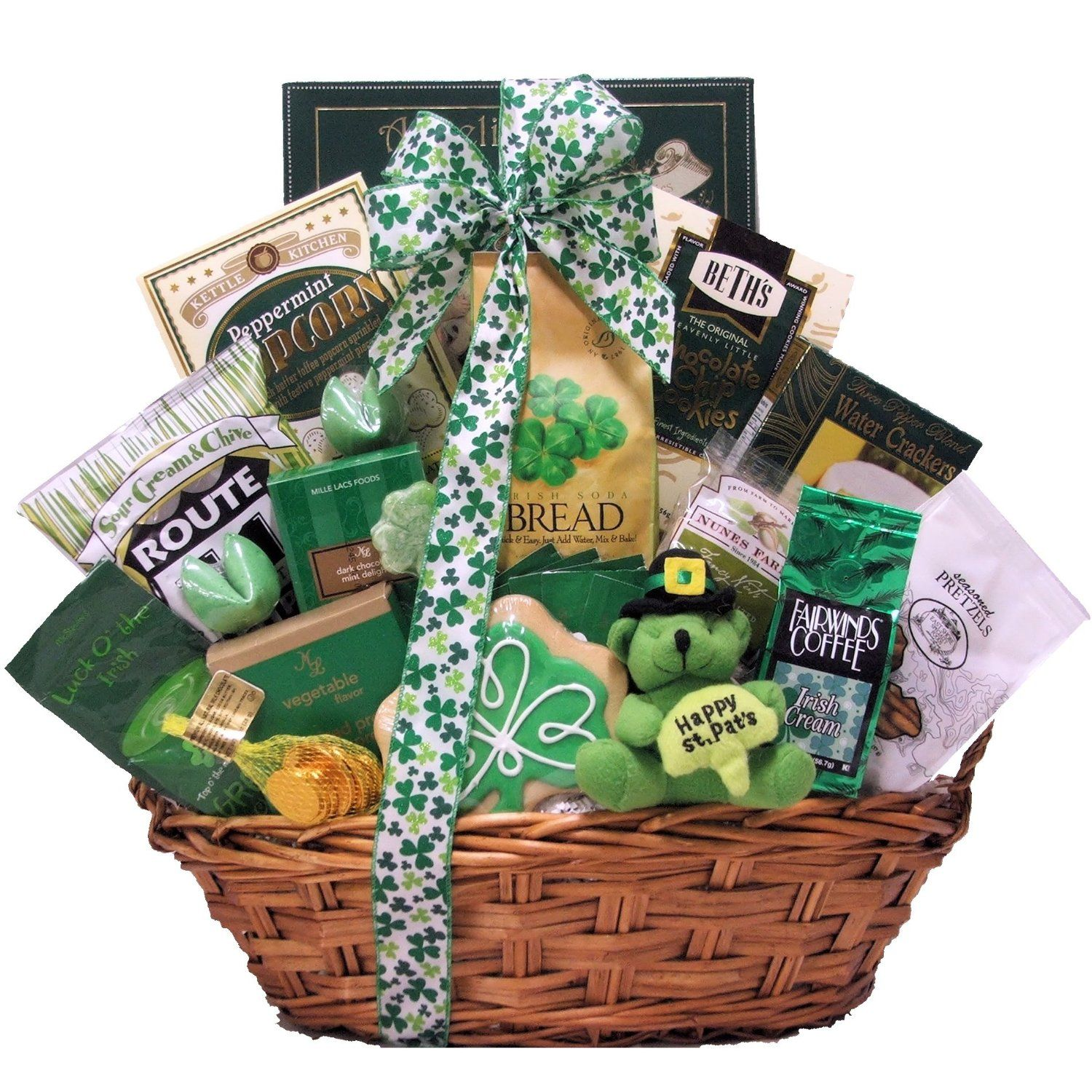 Luck O' The Irish Large St. Patrick's Day Gourmet Gift