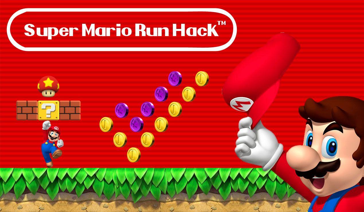 Pin On Super Mario Run Hack Android