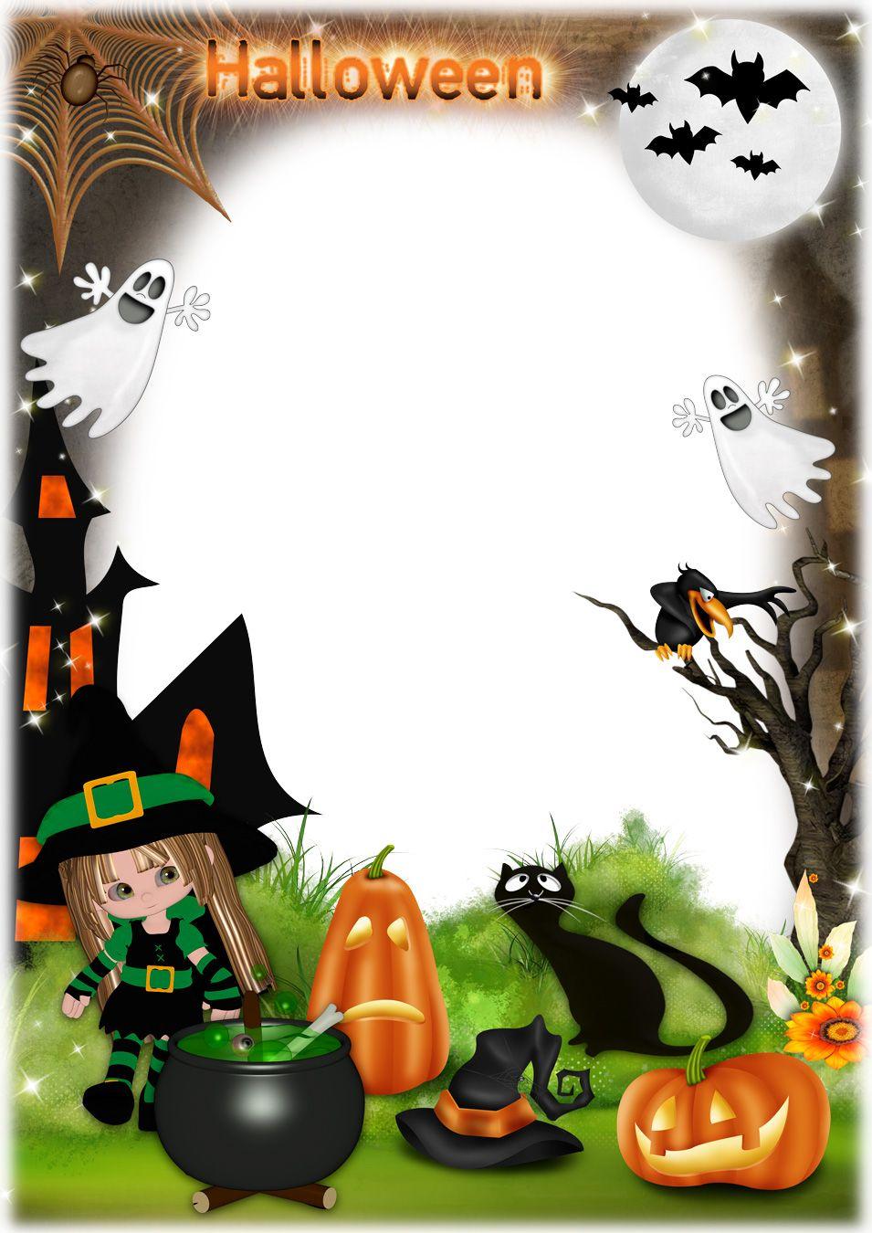 Картинки по запросу рамки хэллоуин | Хэллоуин, Рамки, Картинки