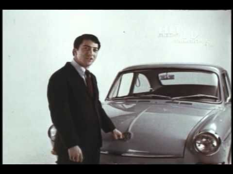 Dustin Hoffman sells a Volkswagen | Dustin hoffman ...