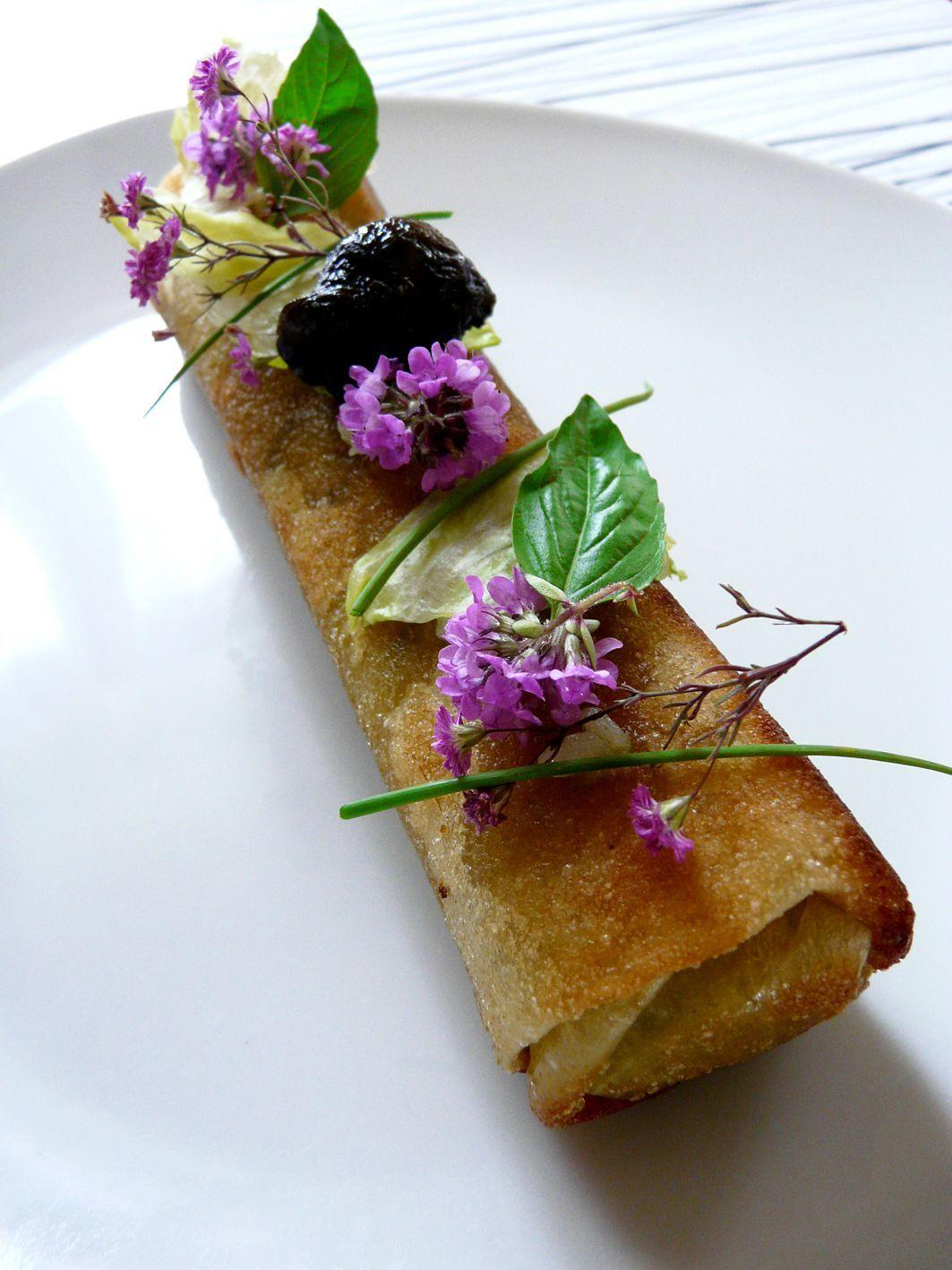 Risotto croustillant au beurre persill et escargots de - Cuisiner les escargots ...