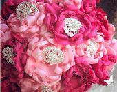 Handmade tutu dresses brooch bouquets & by HandyMandyGirl on Etsy