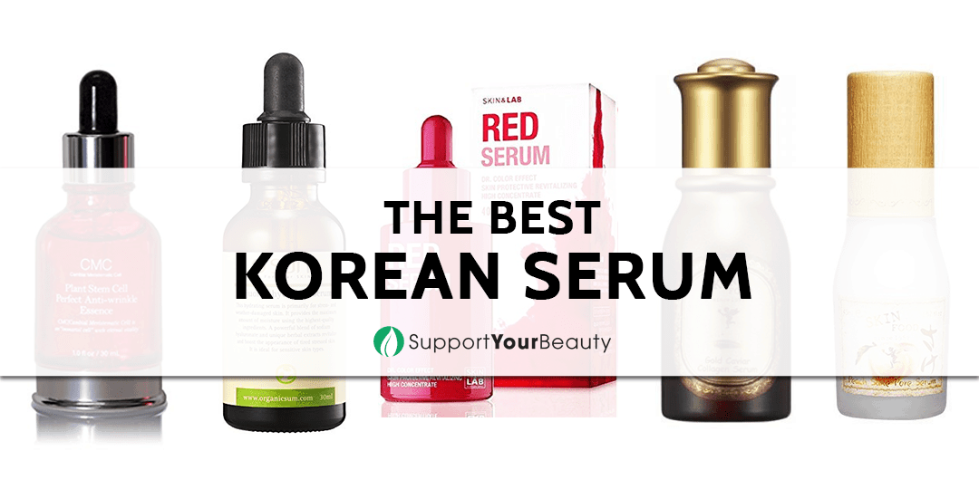 Best Korean Serum Updated 2020 Korean Serum Natural Anti Aging Skin Care Skin Cleanser Products
