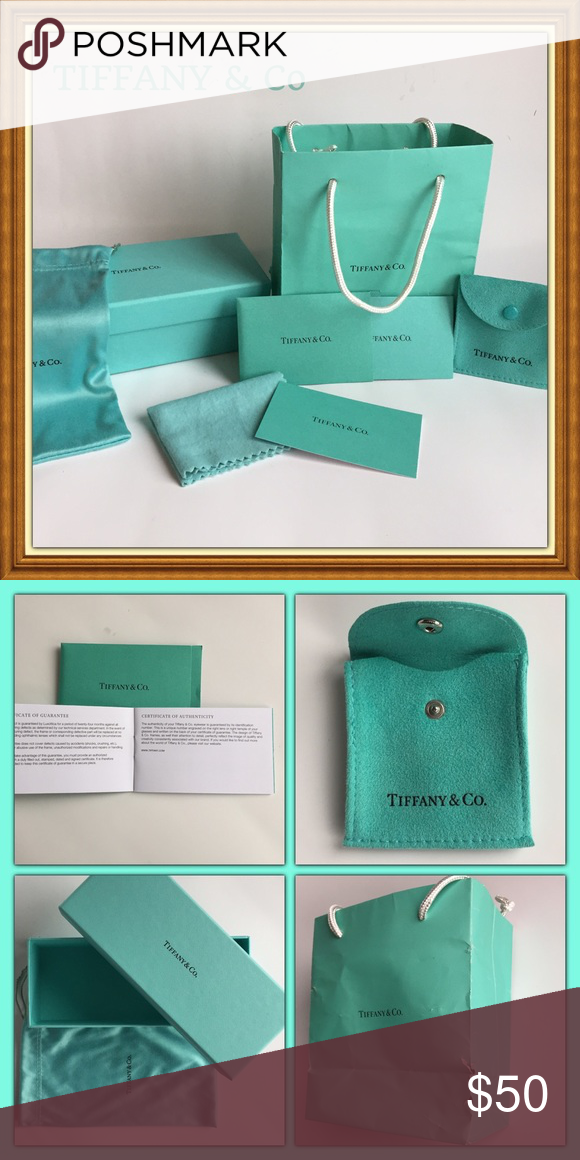 6d6684c88d7 Tiffany   Co ❤ ❤ ❤ Authentic T C bag