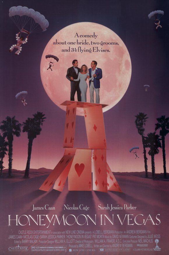 Honeymoon In Vegas , Starring James Caan, Nicolas Cage
