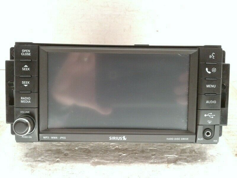 Advertisement Ebay 2008 Chrysler Town Country Dvd Player Radio