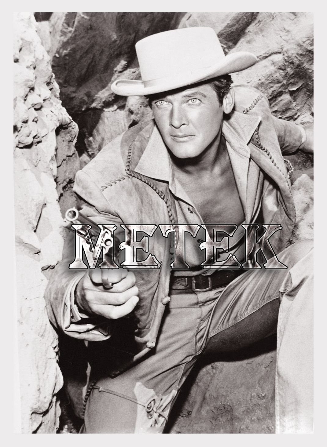 Roger Moore | James Garner, Jack Kelly - Maverick (TV Series 1957 ...