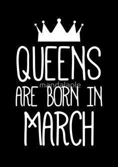 Resultado De Imagem Para Queen Are Born In March Wallpaper Com