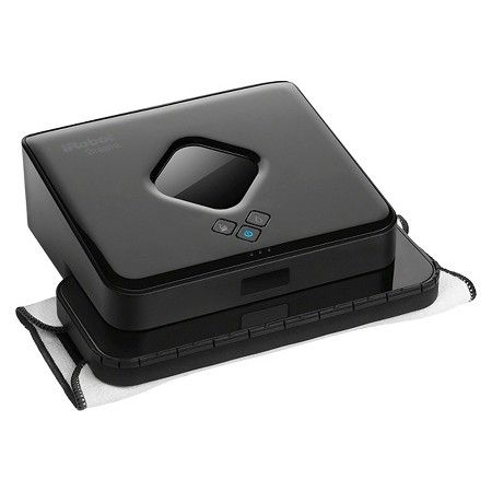 Irobot Braava 380t Mopping Robot Black Cleaning Window