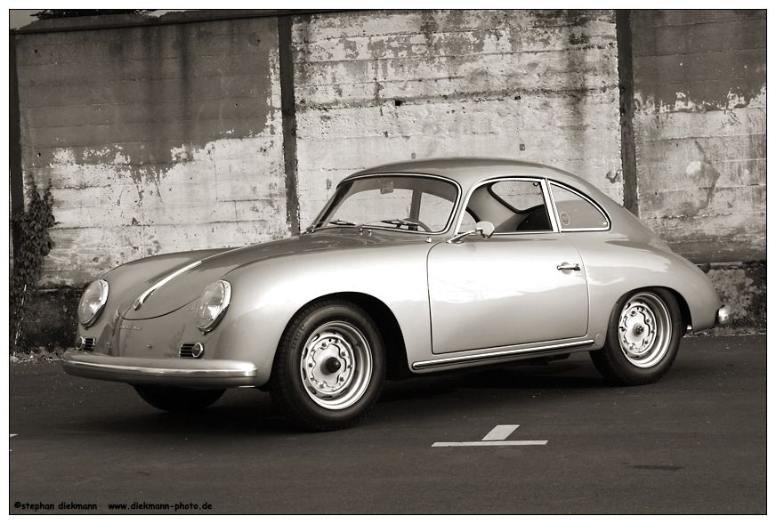 This 1963 Porsche 356B 1600 Super Coupe is a matching-numbers ...