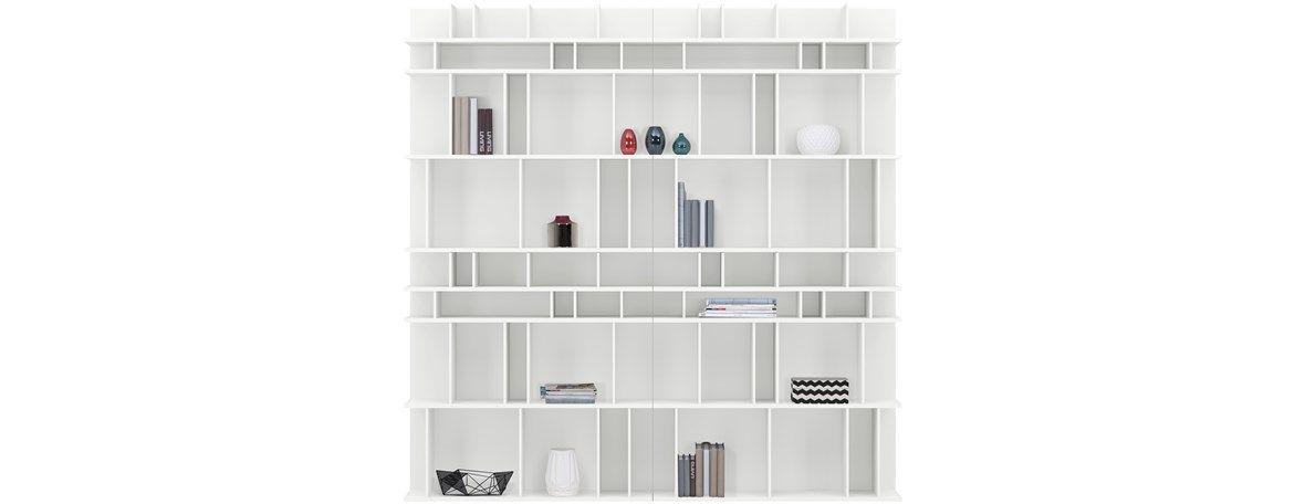 Como Bücherschränke und -regale - individualisierbare Wandsysteme ...