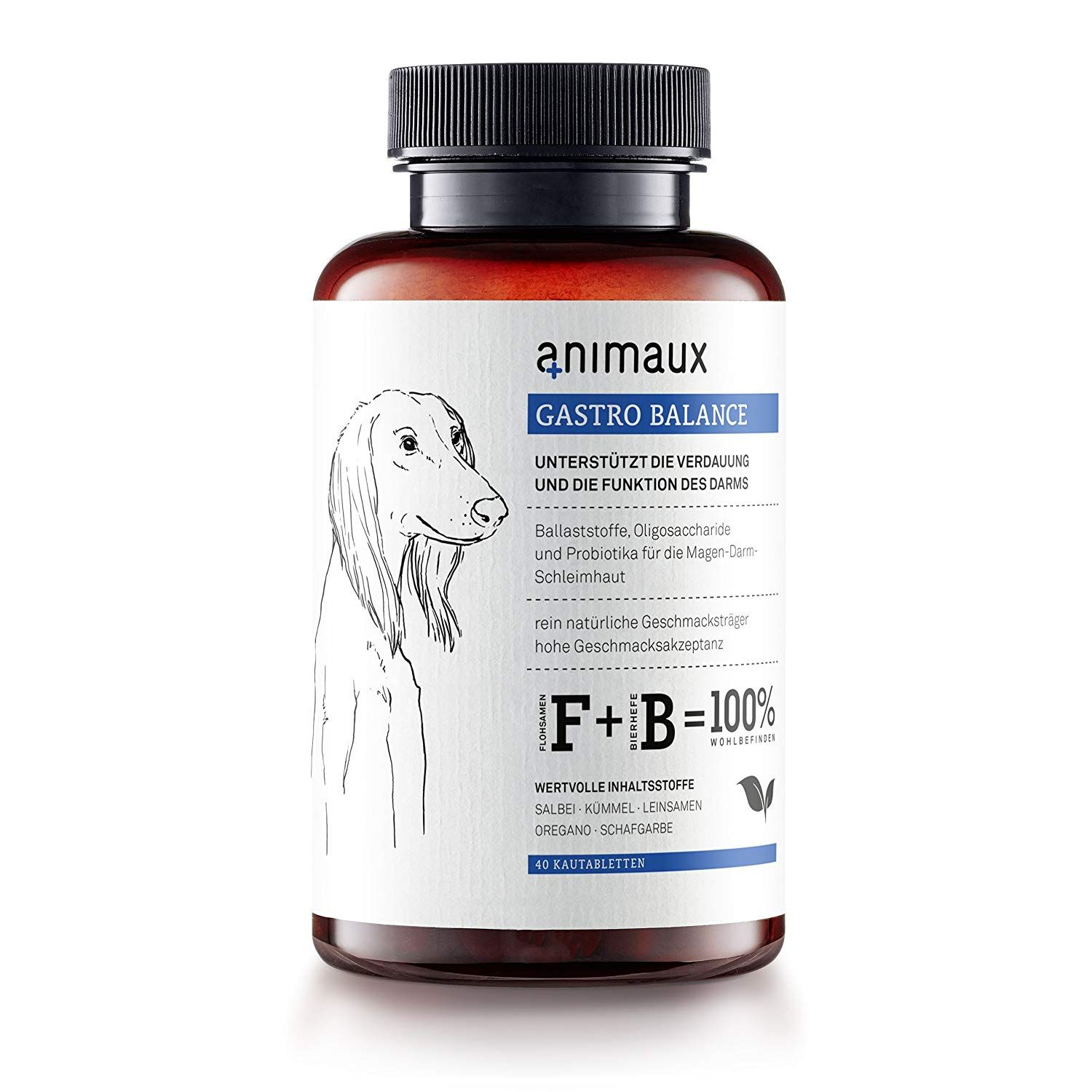 Animaux Gastro Balance For Dogs Digestive Health Support And Probiotics Brewer S Yeast Psyllium Husks Fennel He Digestive Health Health Irritable Bowel