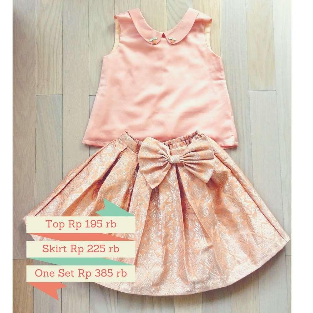 Batik Anak Perempuan Modern Order WA SMS LINE 0811191286 Www