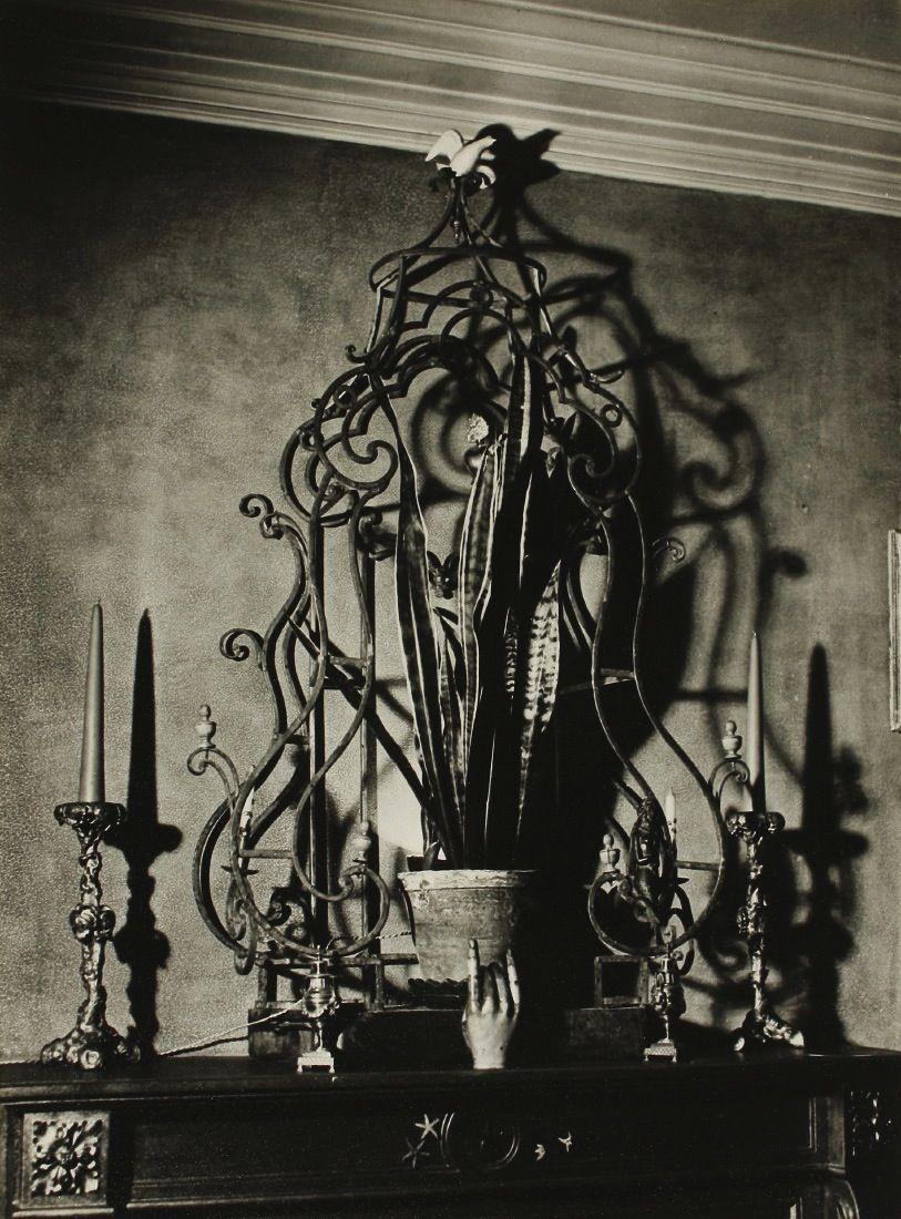 Man Ray Unidentified Interior, 1920-1930 | Photos | Pinterest