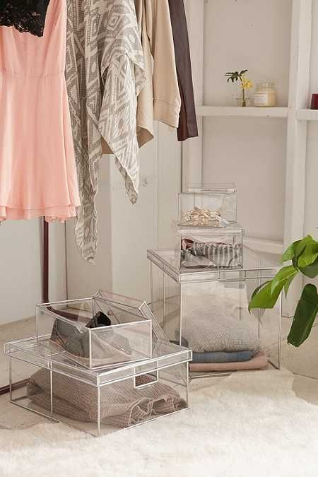 Looker Storage Box #modernbohemianbedrooms