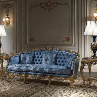 Attrayant Luxury Classic Sofa Of The Classic Collection Living Room Eighteenth Century