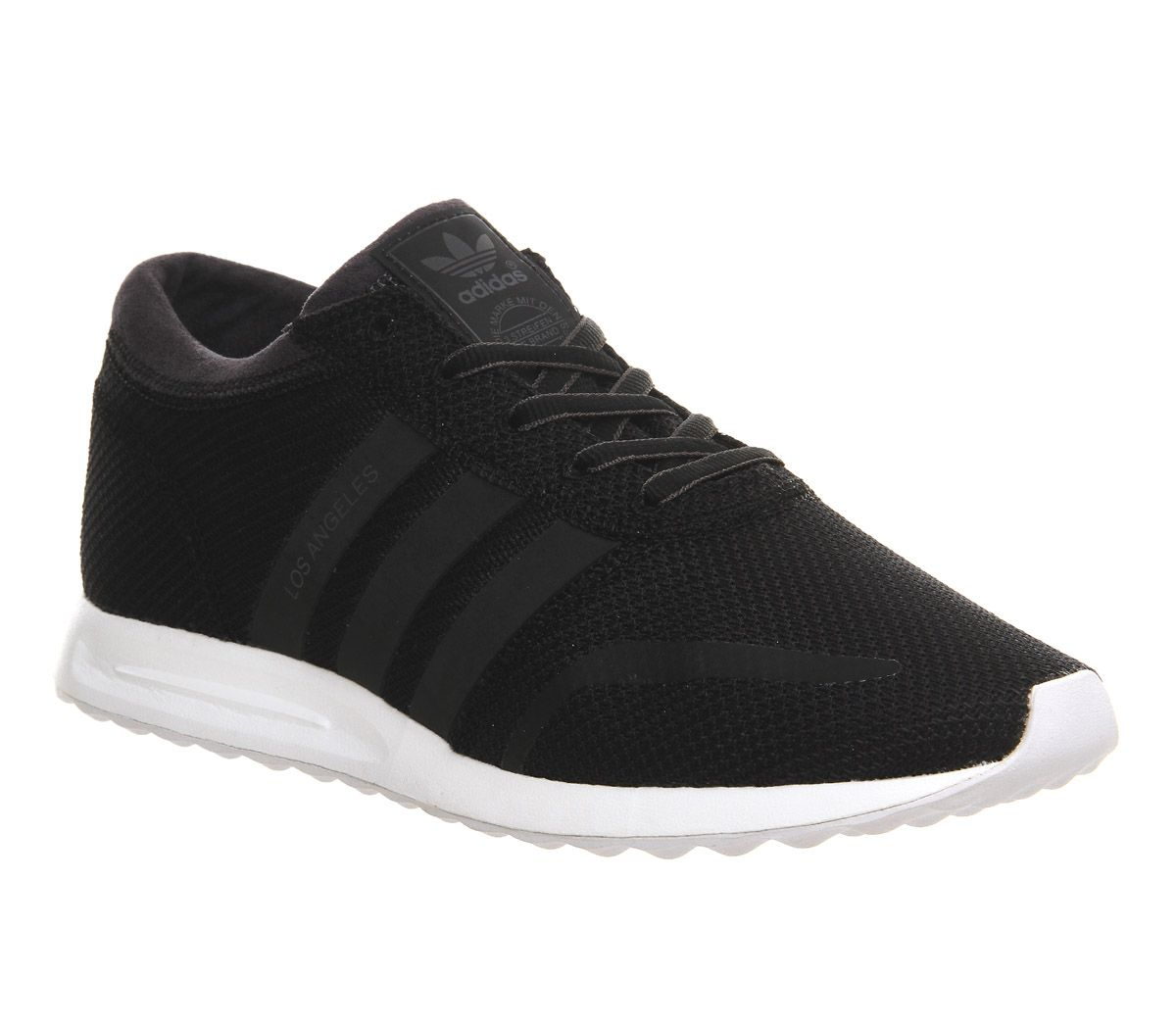 Adidas Los Angeles Black White Reflective - Unisex Sports
