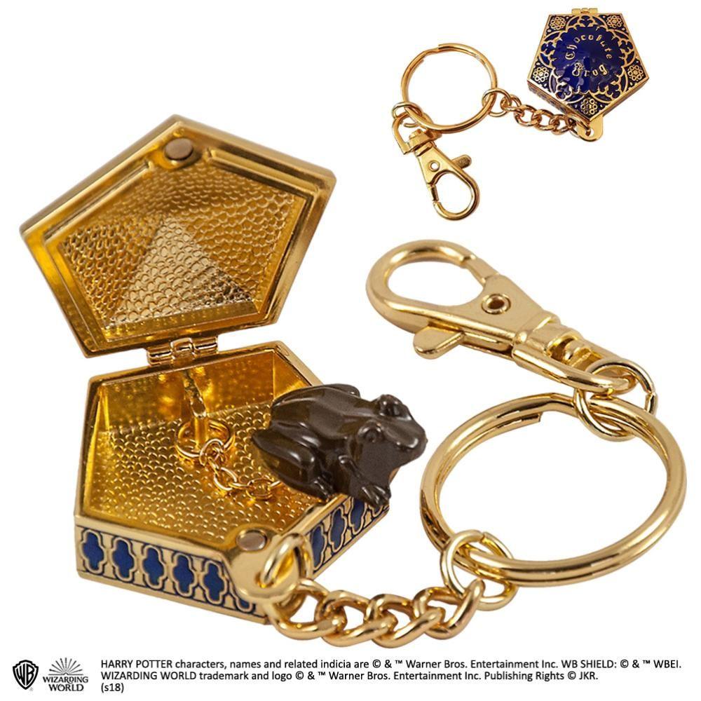 Noble Collection Porte-clé métal Gryffindor Crest Harry Potter