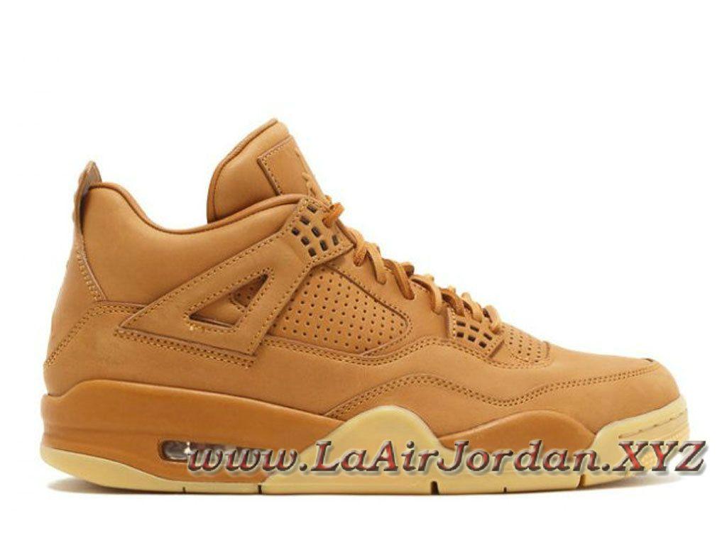Wheat Jordan Premium Air 819139 205 Retro Halloween 4 Chaussures dxoerBCW