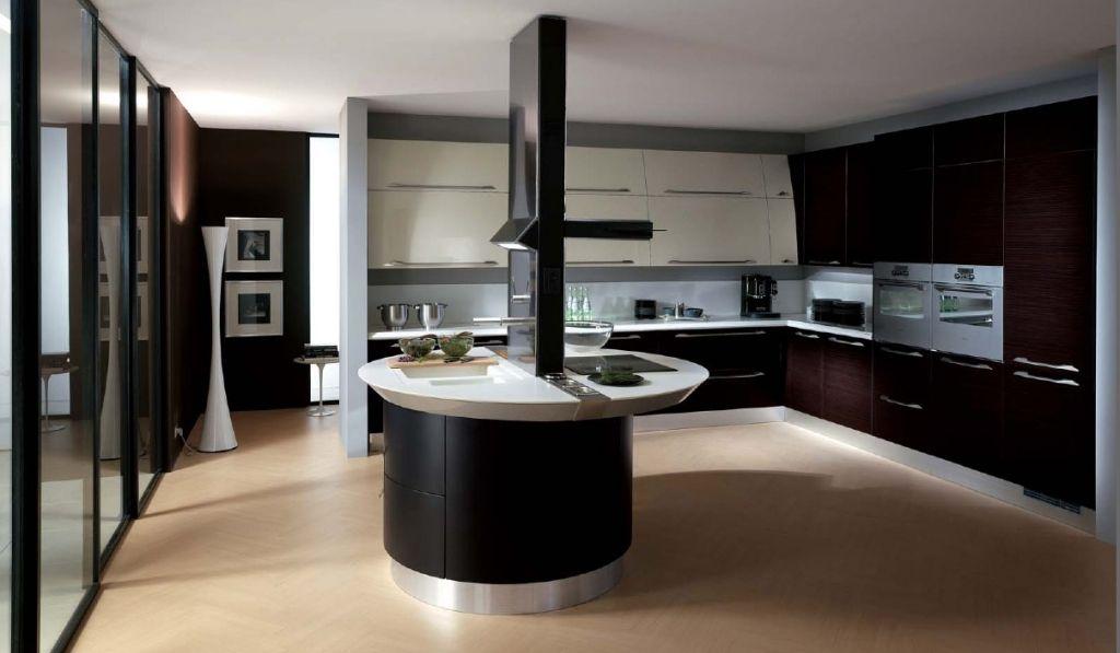 Kreative, Moderne Küche Insel - Moderne-Küche-Insel – Für viele ...