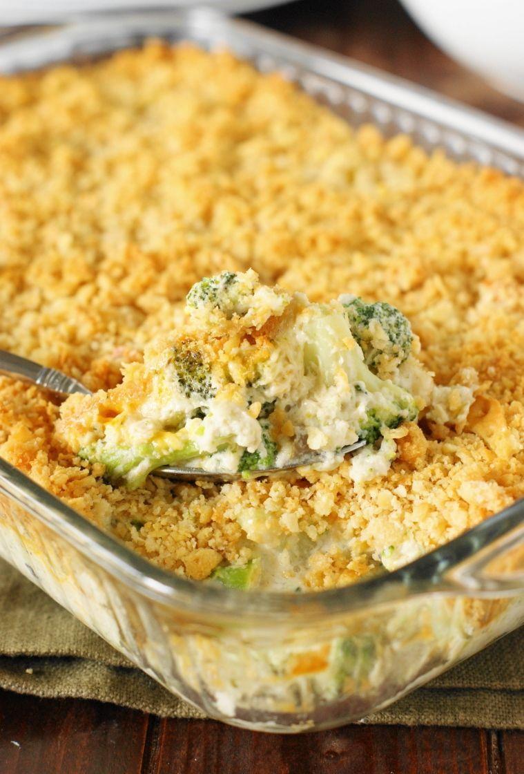 Creamy Broccoli Casserole  Recipe  Noodle Casserole -1597