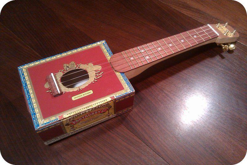 mandolin making Vintage cigar box, Cigar box, Ukulele