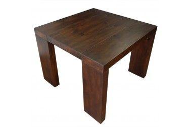 Table Extensible WengéLoft Console Jean Aicard ZuwiTOPXk