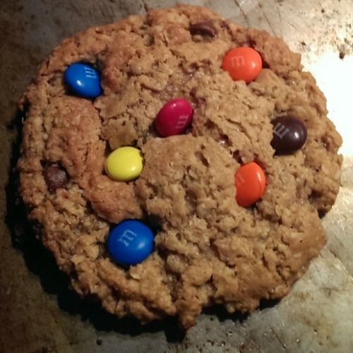 Gluten free monster cookies perfect for cookie gift baskets bake gluten free monster cookies perfect for cookie gift baskets bake sales negle Choice Image