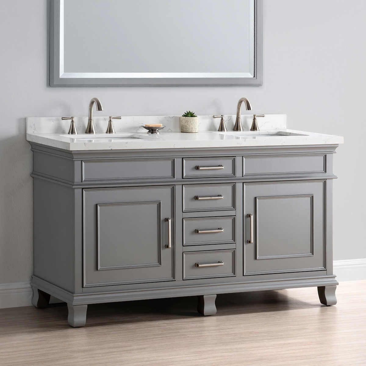 bathroom pinterest vanity bedroom double pin furniture sink