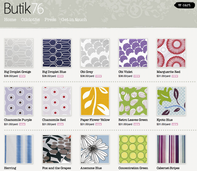 Butik Scandinavian Designed Oilcloth For Table Cloths Awesome Oil Cloth Scandinavian Design Paper Flowers