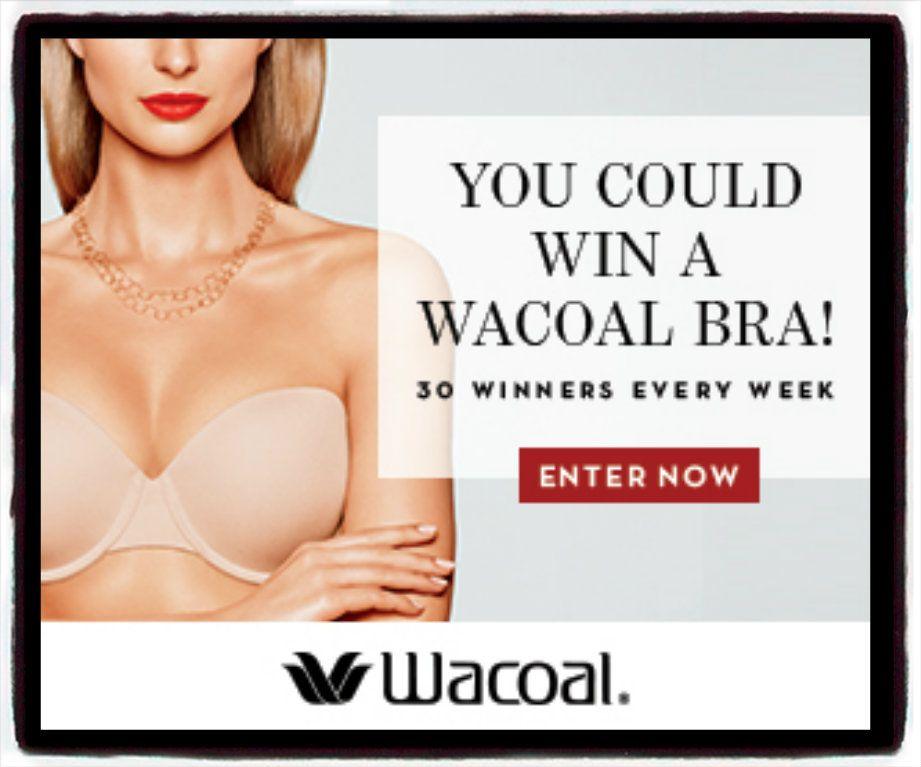 Wacoal bra giveaway