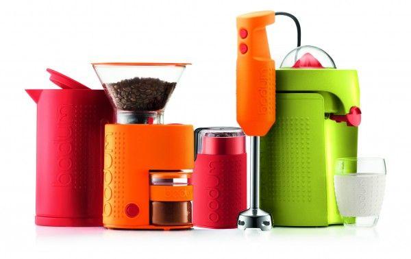Quero uma cozinha colorida!