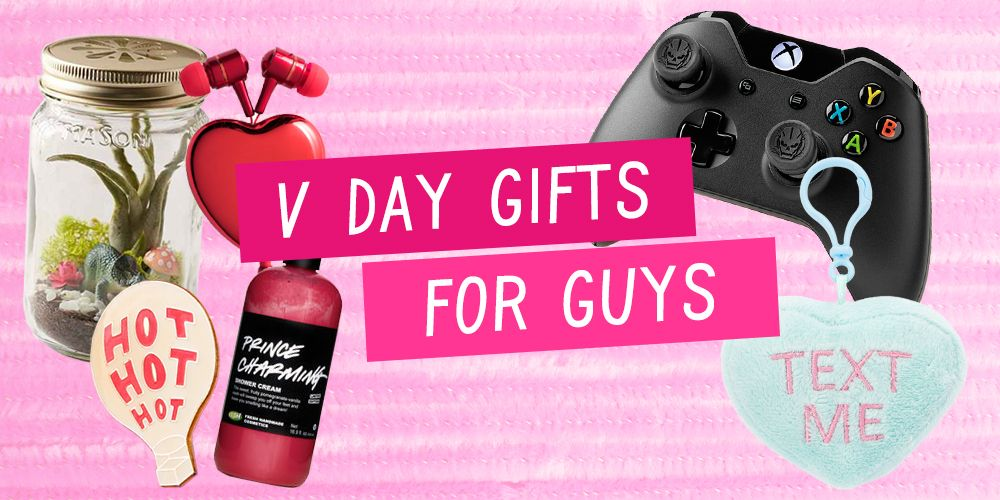 25 Non Lame Valentine S Day Gifts Your Boyfriend Will Actually