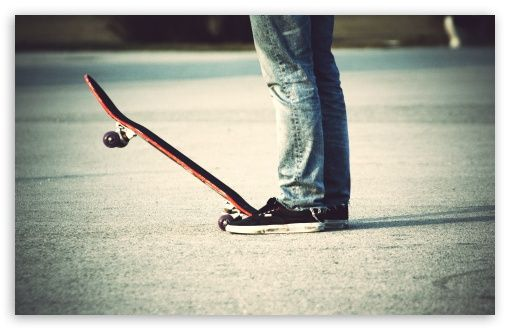 Download Skateboard HD Wallpaper