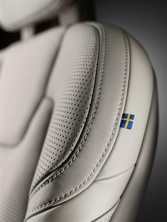 Close Up Volvo S90 Seat Made By Sweden Motion Pinterest Volvo