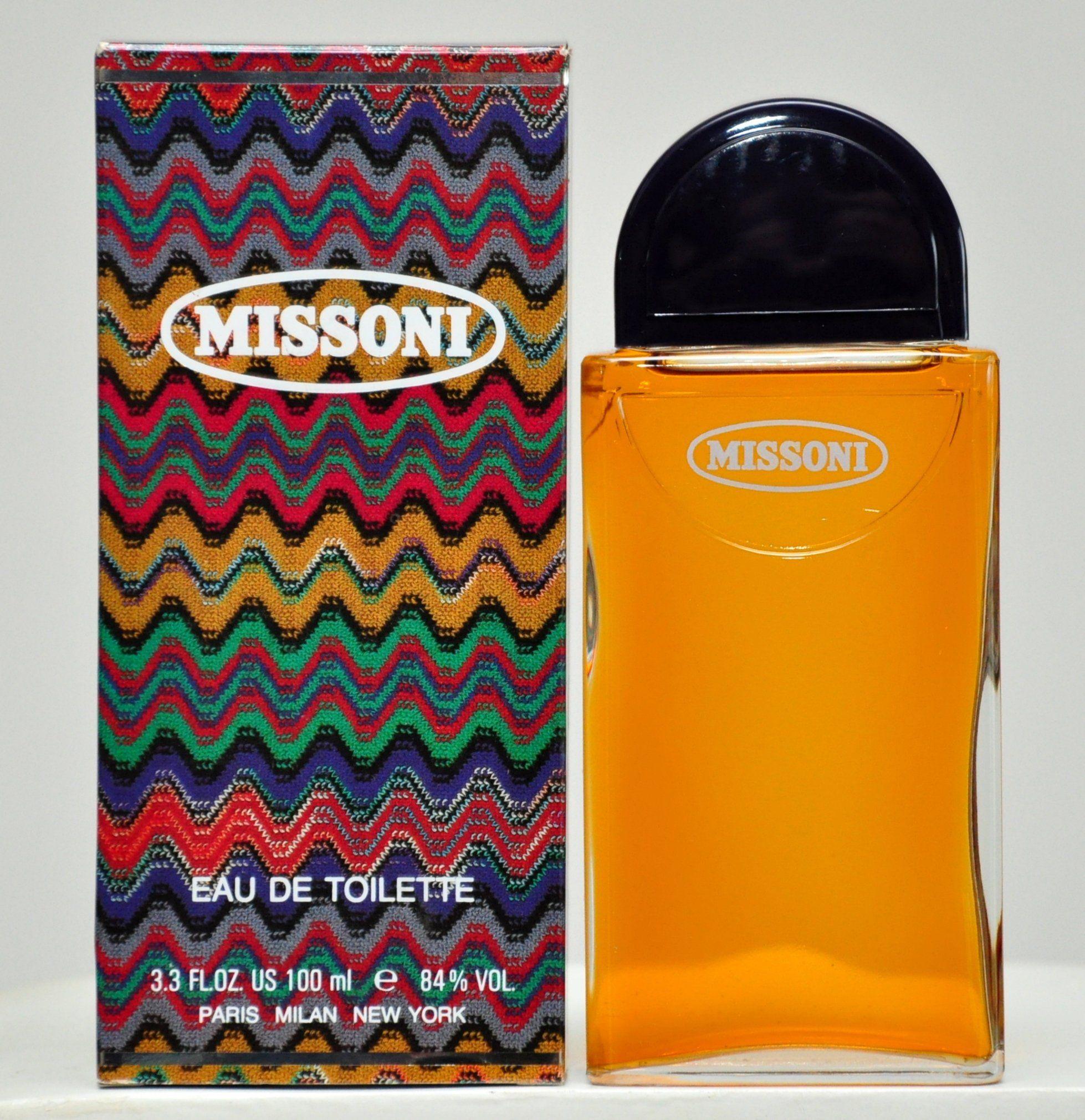 hot sale online c7145 3178e Missoni by Missoni Eau de Toilette Edt 100ML 3.4 Fl. Oz ...