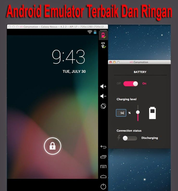 Tutorial Android Indonesia: Genymotion - Emulator Android Terbaik