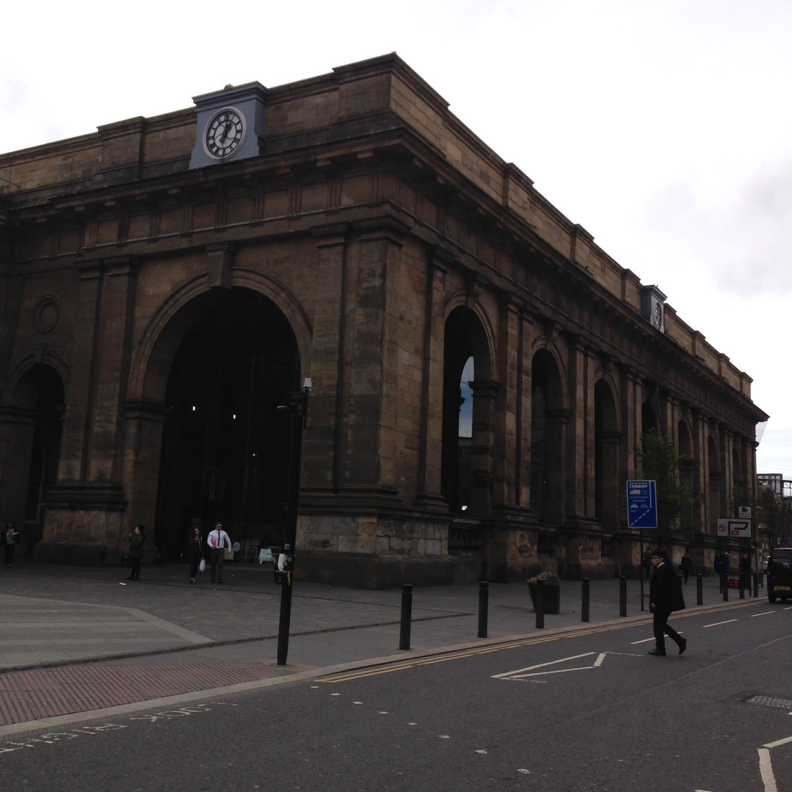 Newcastle train station #TDC17 | Digital conference, Ferry ...