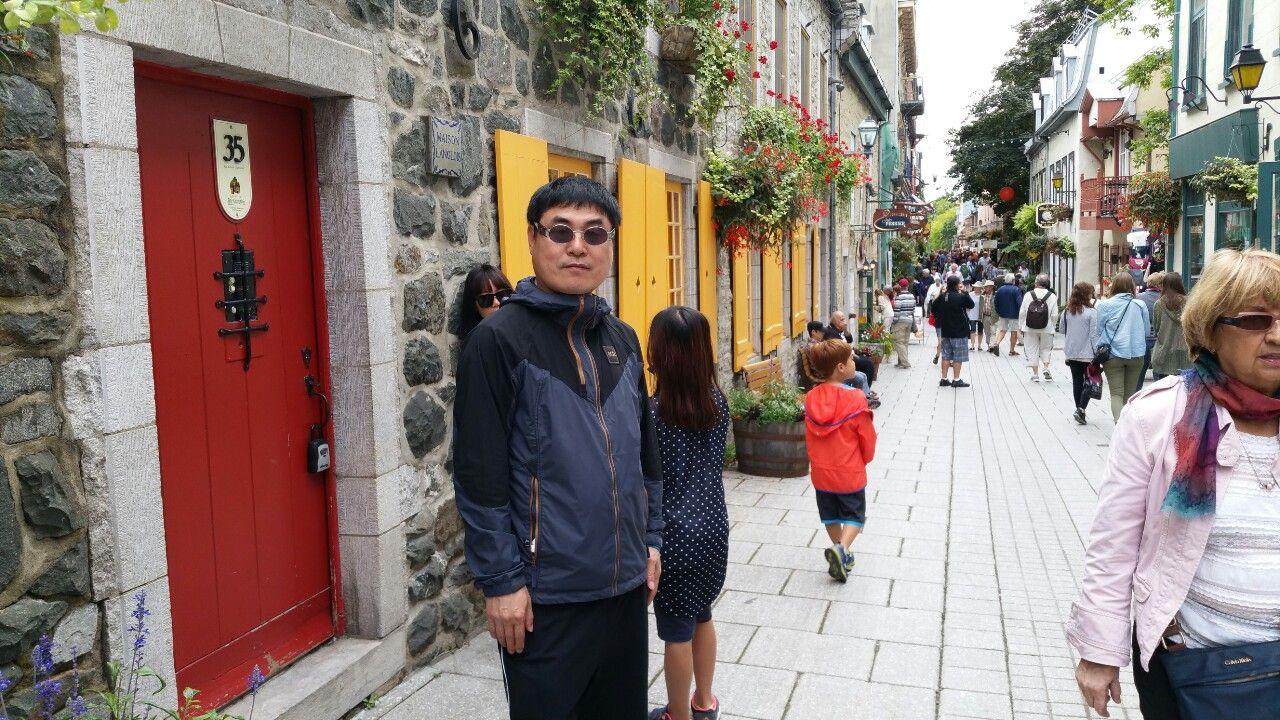 서범구  South Korean seobeomgu  퀘벡