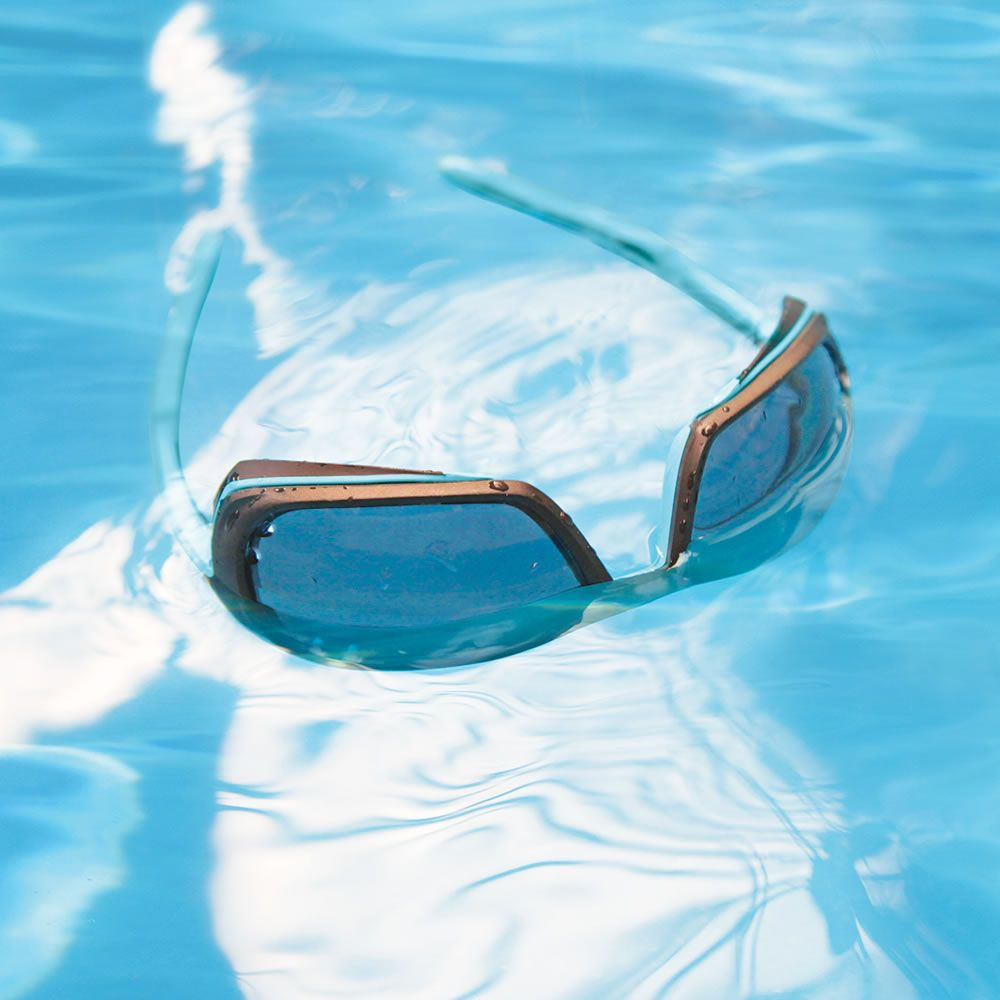 99c547f2a8 The Photochromic Floating Sunglasses - Hammacher Schlemmer Was  199.95 NOW   99.95
