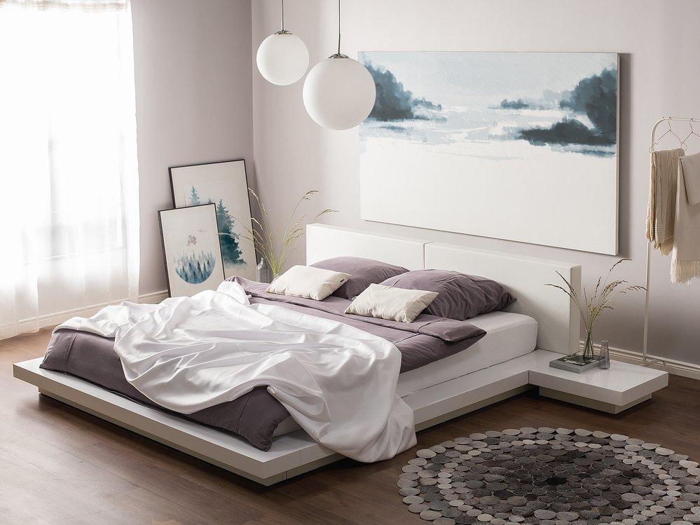 Celine Gas Lift King Size Bed Frame King size bed frame