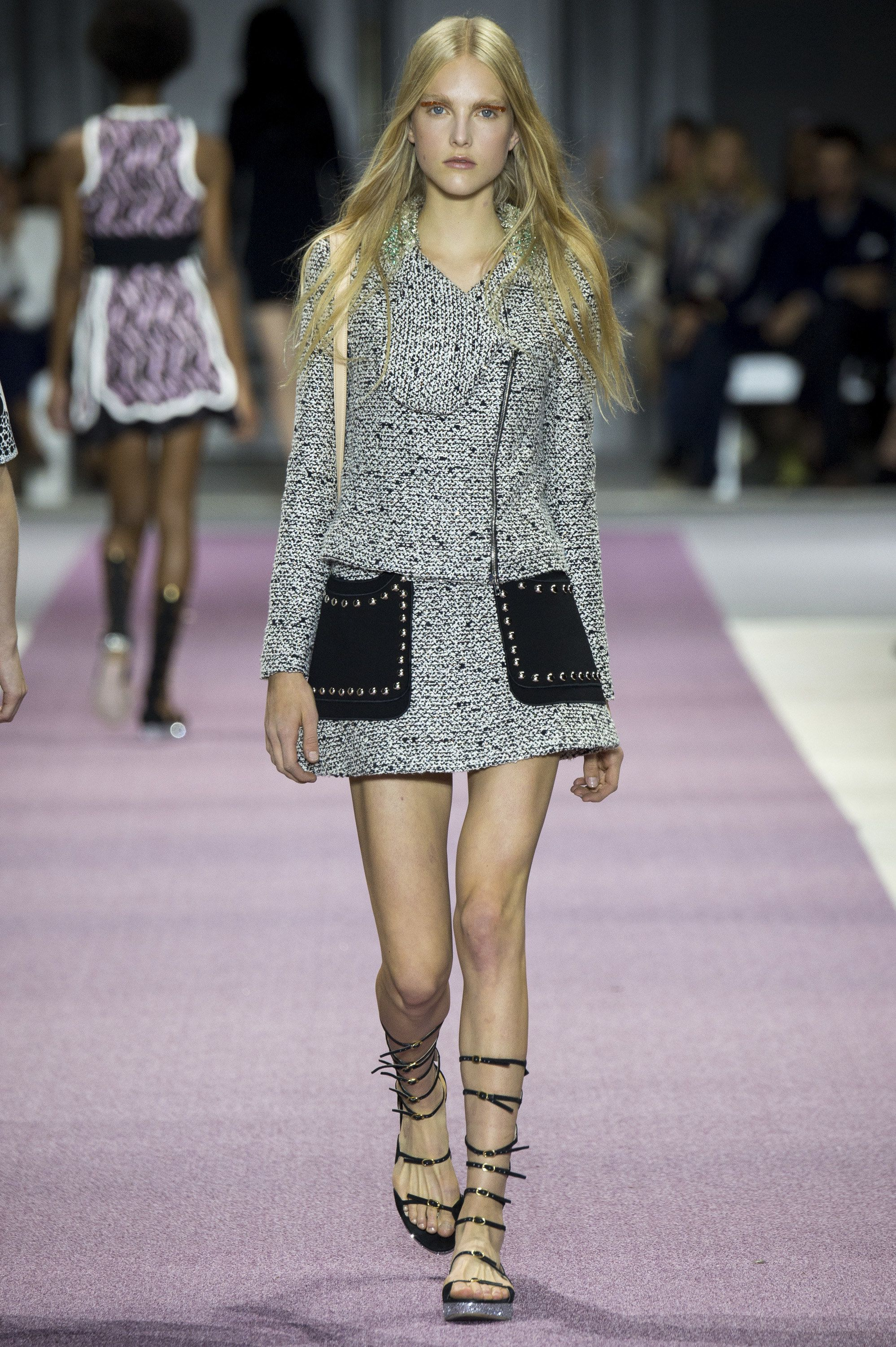 The perfect fall outfit from Giambattista Valli's newest collection