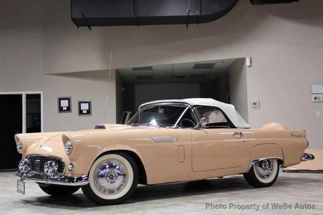 Autotrader Classics  Ford Thunderbird Tan Other American Classics Riverhead Ny