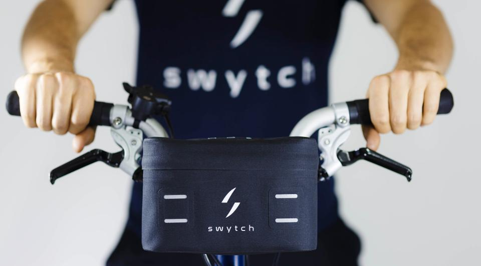 Swytch Ebike Kit Converts Your Janky Regular Bike Into An Ebike