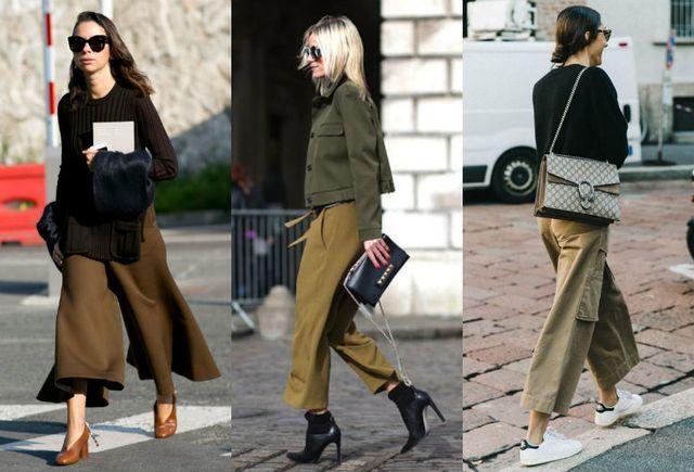 Jakie Modele Spodni Beda W Tym Sezonie Najmodniejsze Jemerced By Jessica Mercedes Fashion Culottes Pants