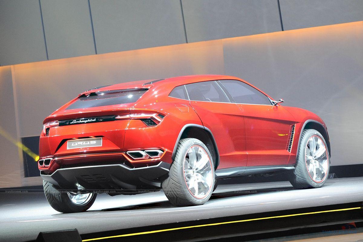 Wall Hit Lamborghini Urus SUV Best Wallpapers
