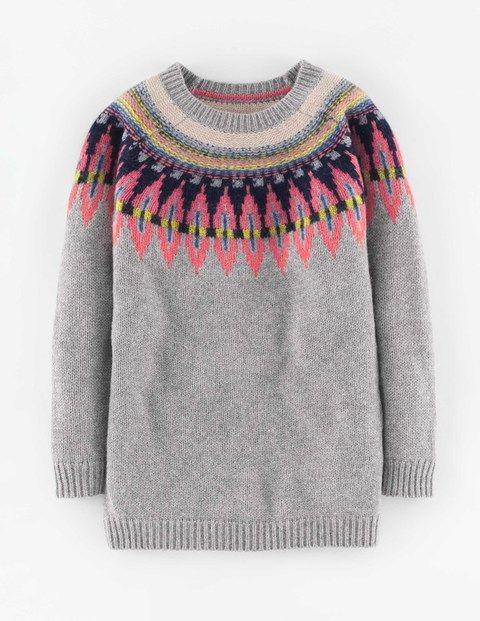 Fair Isle Sweater WV059 Sweaters at Boden | wishlist. | Pinterest ...